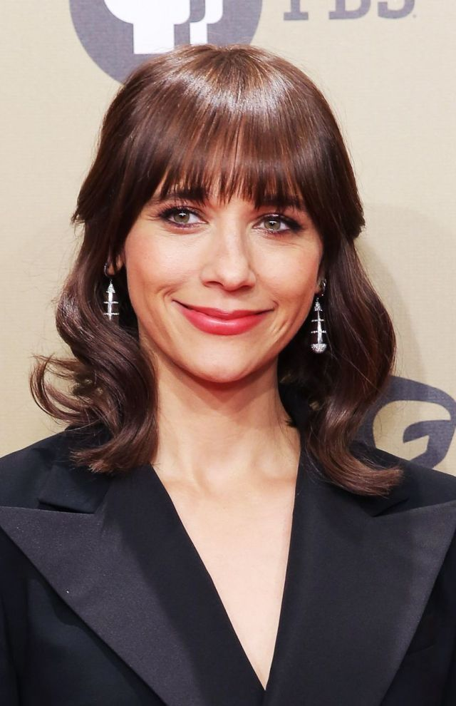 112 hairstyles with bangs you'll want to copy - celebrity