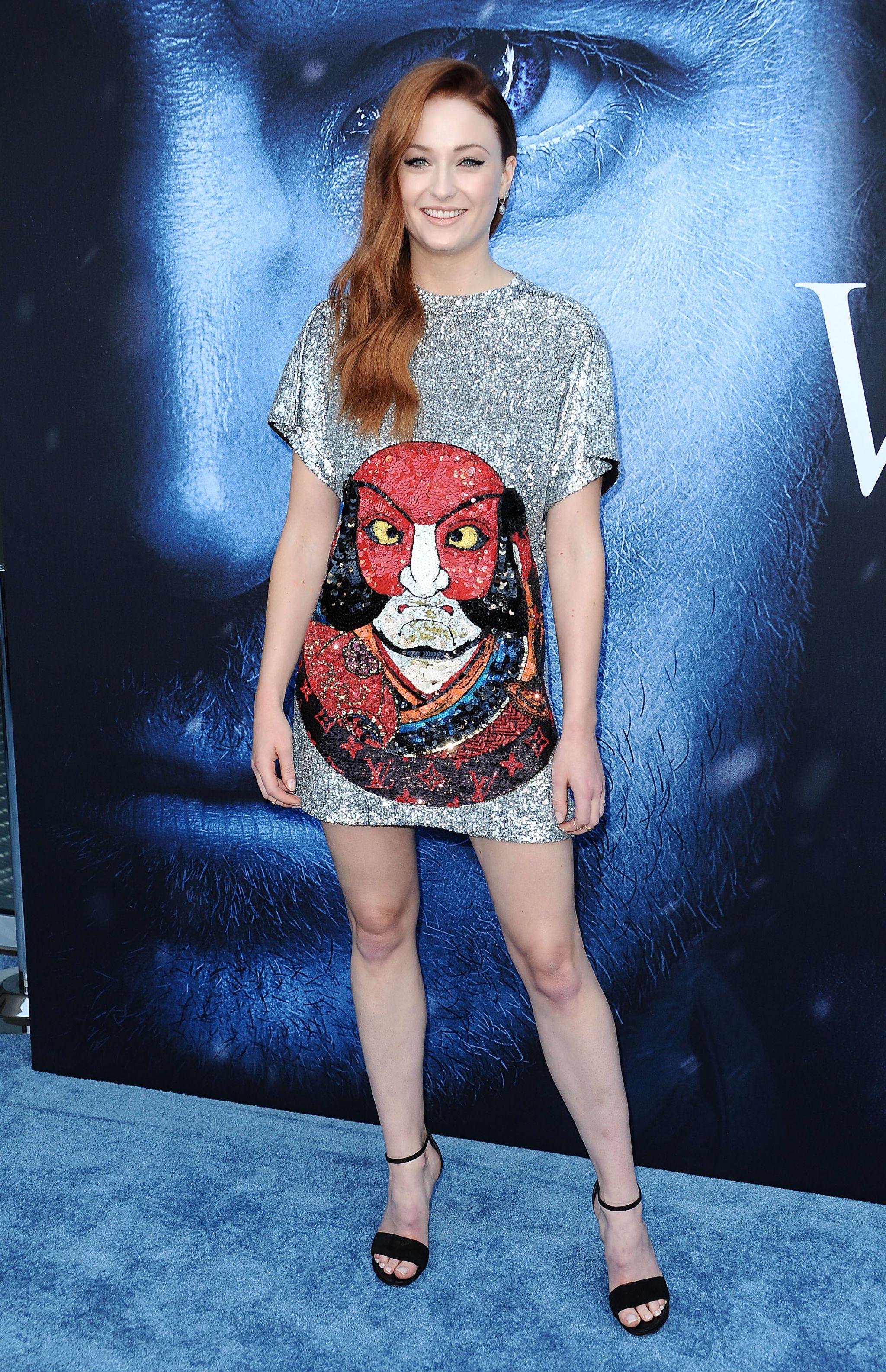 Sansa Stark Spoilers Game Of Thrones Season 7 Sophie