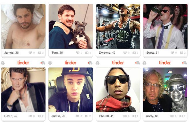 The 12 Guys You Meet On Tinder Dating On Social Media
