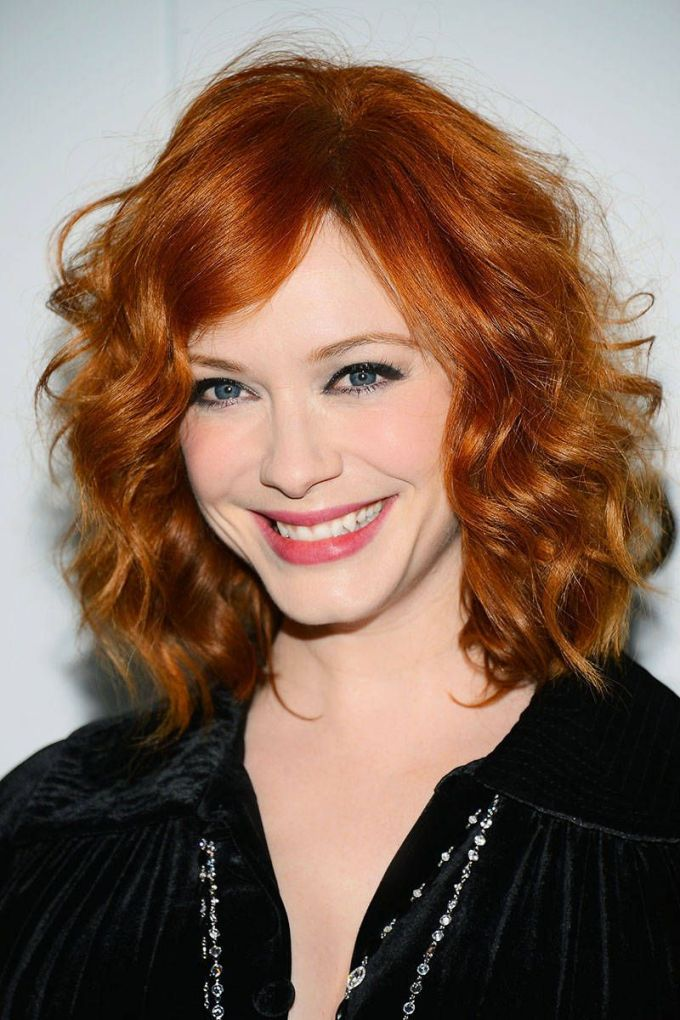 50 famous redheads - iconic celebrities with red hair