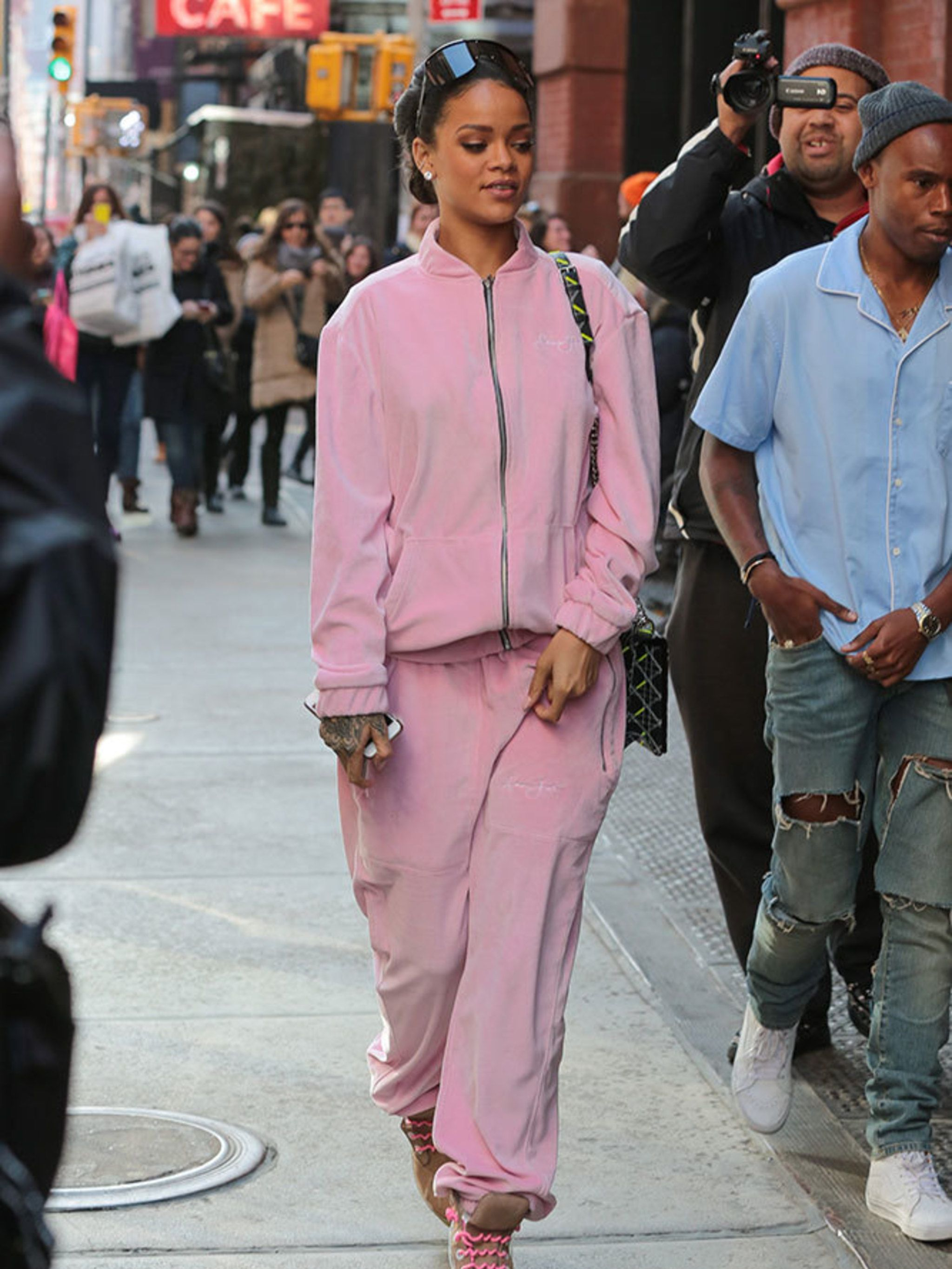 6 Tracksuits To Keep You Looking As Comfy And Cool As Rihanna