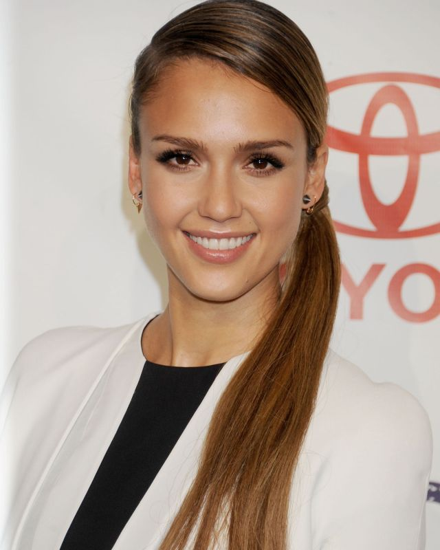 27 best ponytail hairstyles - easy high and low ponytails to