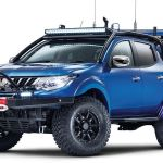 Mitsubishi L200 Desert Warrior Off Road Extremo