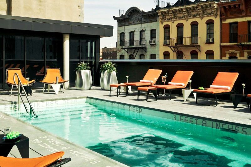 These Are New York's 6 Best Hotel Pools 1