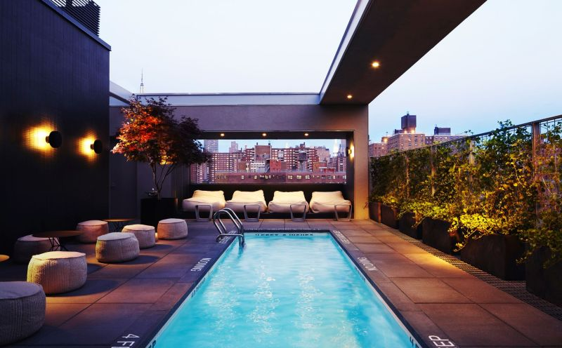 These Are New York's 6 Best Hotel Pools 3