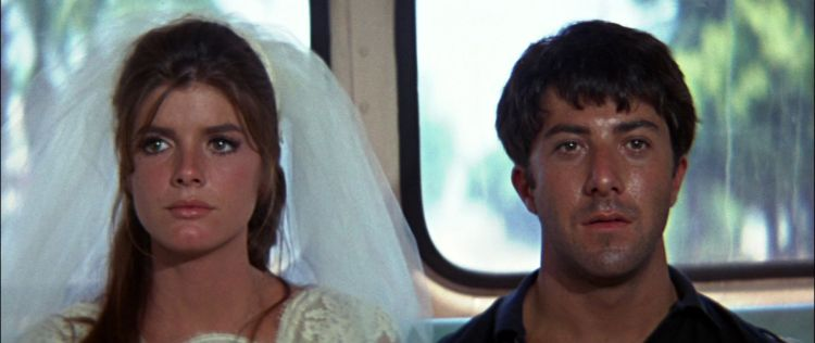 Image result for the graduate ending