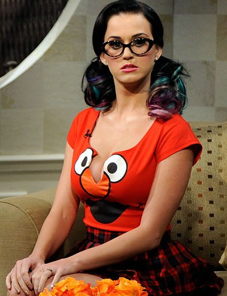 Perry Elmo Katy T Shirt