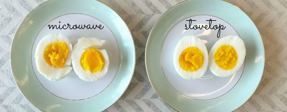 how to boil eggs in microwave without water