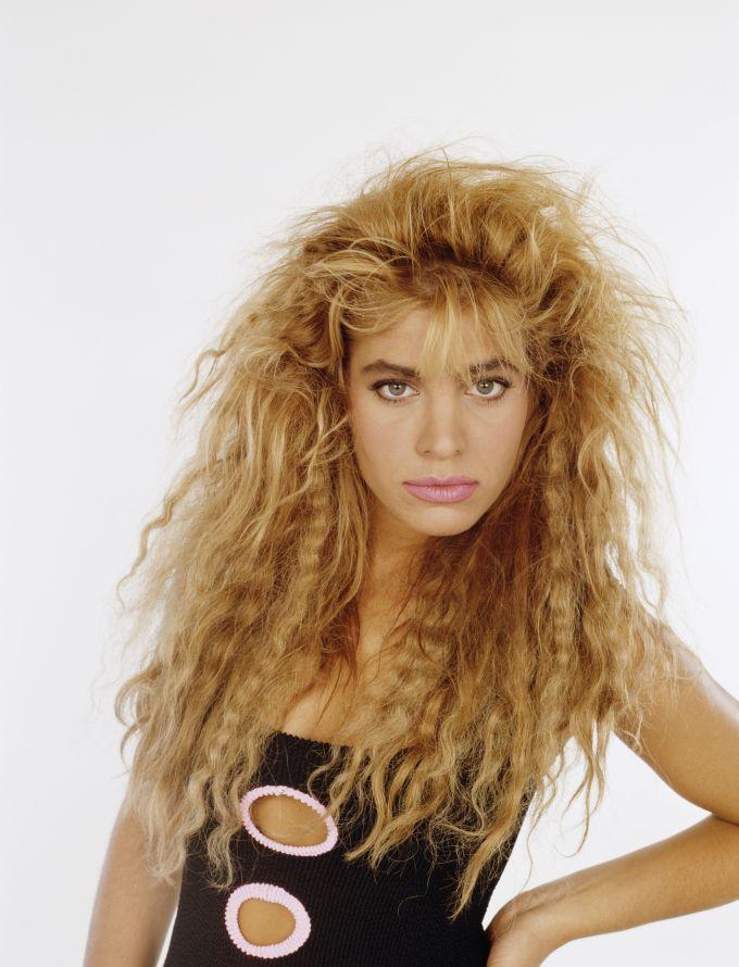 bad '80s beauty trends - embarrassing eighties hairstyles