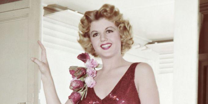 angela lansbury young photos - angela lansbury turns 90
