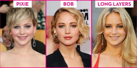 A Bob For A Round Face Shape
