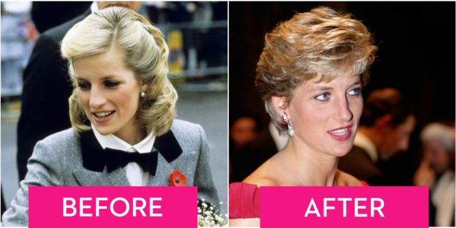Long To Very Short Haircut Stories Hd Gallery