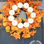 32 Easy Diy Fall Wreaths Best Wreaths For Fall