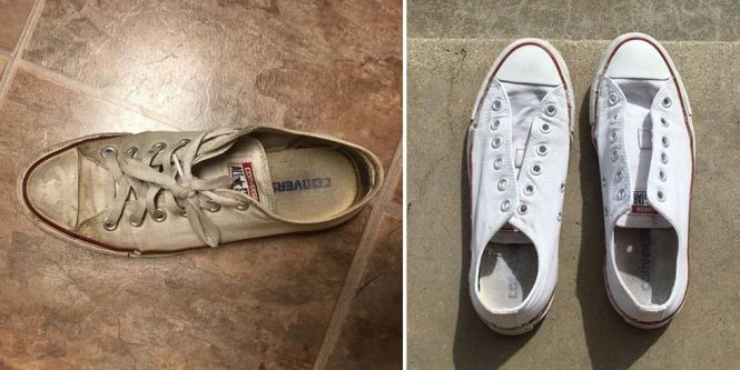 buy popular 20db3 d740a 3 Ways To Keep White Adidas Superstar Shoes Clean Wikihow