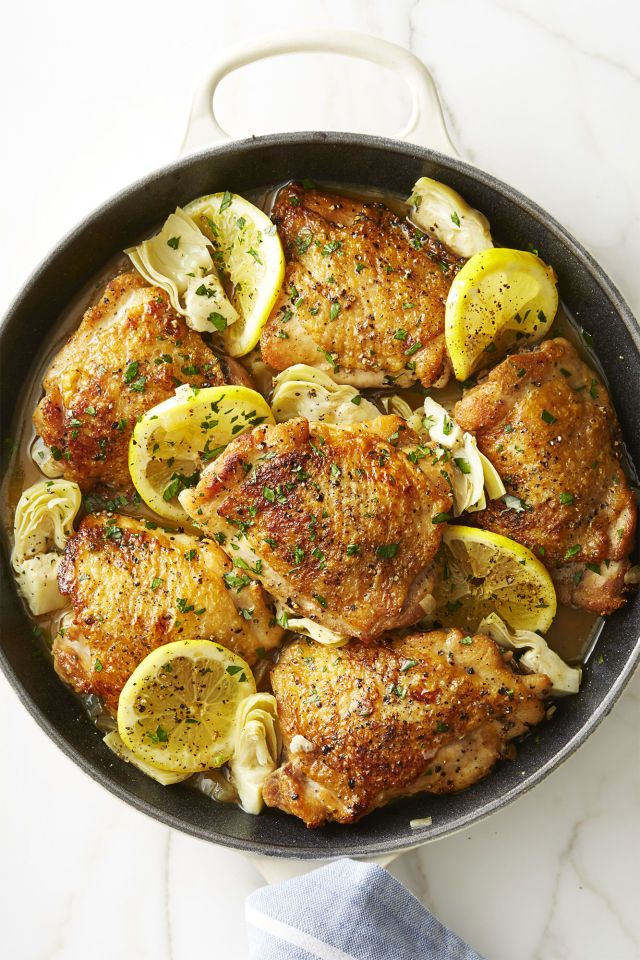 50 Best Healthy Chicken Recipes - Easy Healthy Chicken Dinners