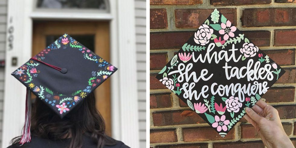15 Graduation Cap Design Ideas 2018 How To Decorate A