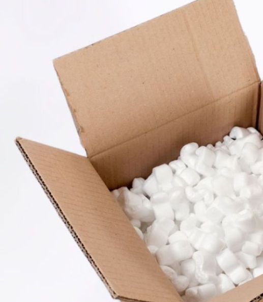 Example of wasteful packaging