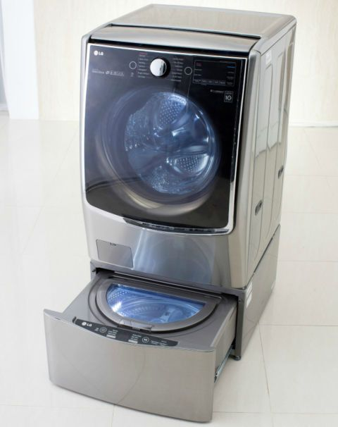ces new washing machine innovations - new features on washing machines
