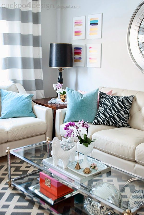 20 coffee table decorating ideas how