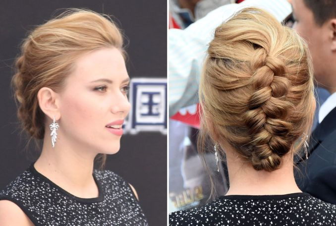 25 easy wedding guest hairstyles - best hair ideas for