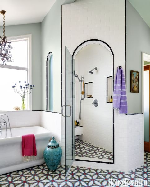 80 Best Bathroom Designs   Photos of Beautiful Bathroom Ideas to Try