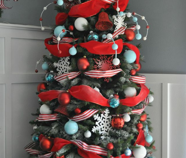 Christmas Tree Decoration Ideas Pictures Of Beautiful Christmas Trees