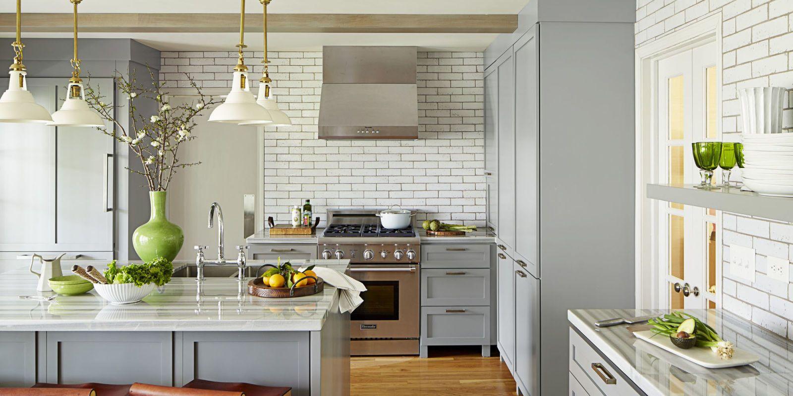 20+ Best Kitchen Countertops Design Ideas