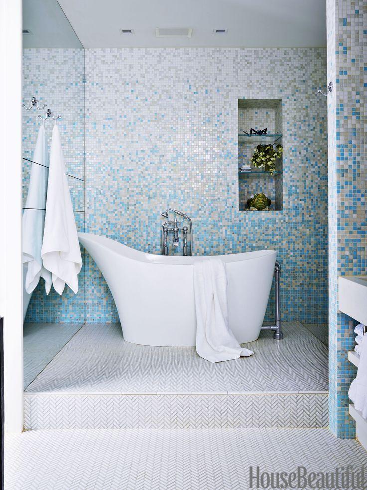 30+ Bathroom Tile Design Ideas