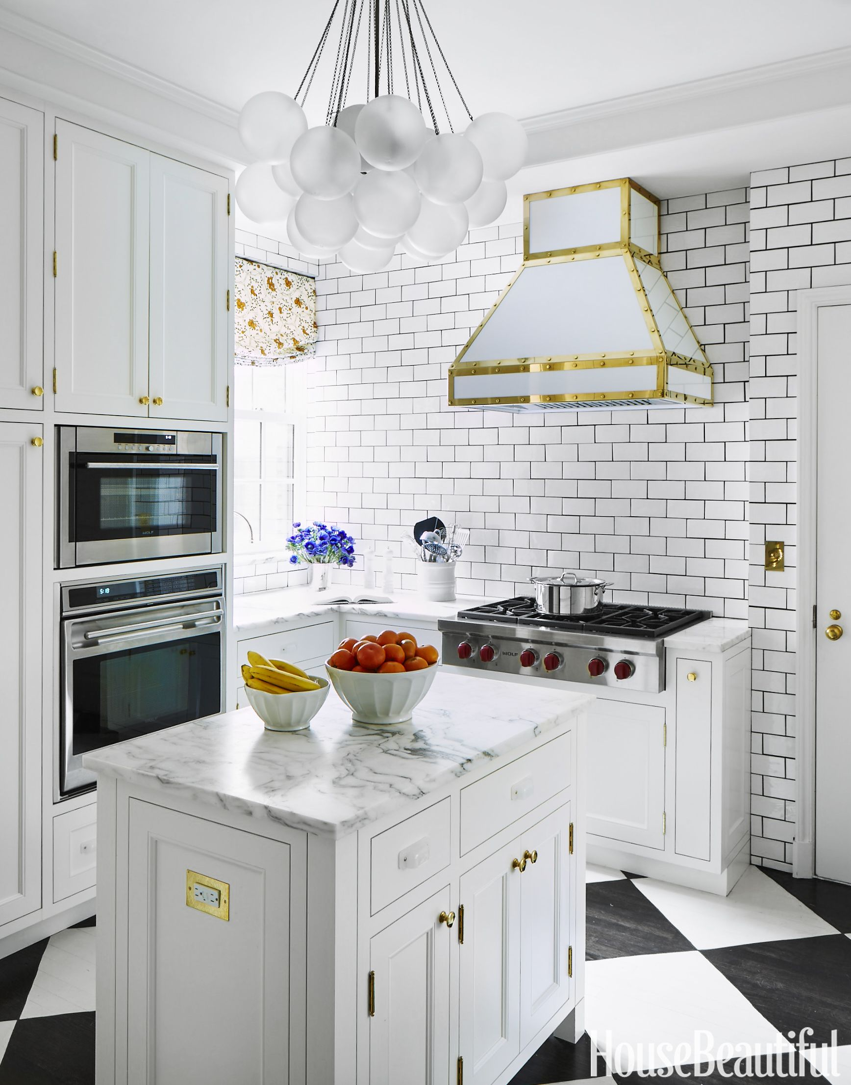 50 best small kitchen design ideas - decor solutions for small kitchens