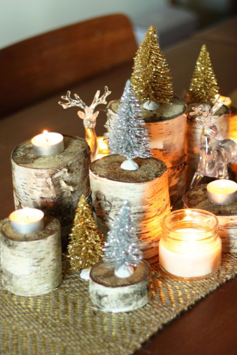 28 Best Diy Christmas Centerpieces Beautiful Ideas For Christmas Table Centerpiece