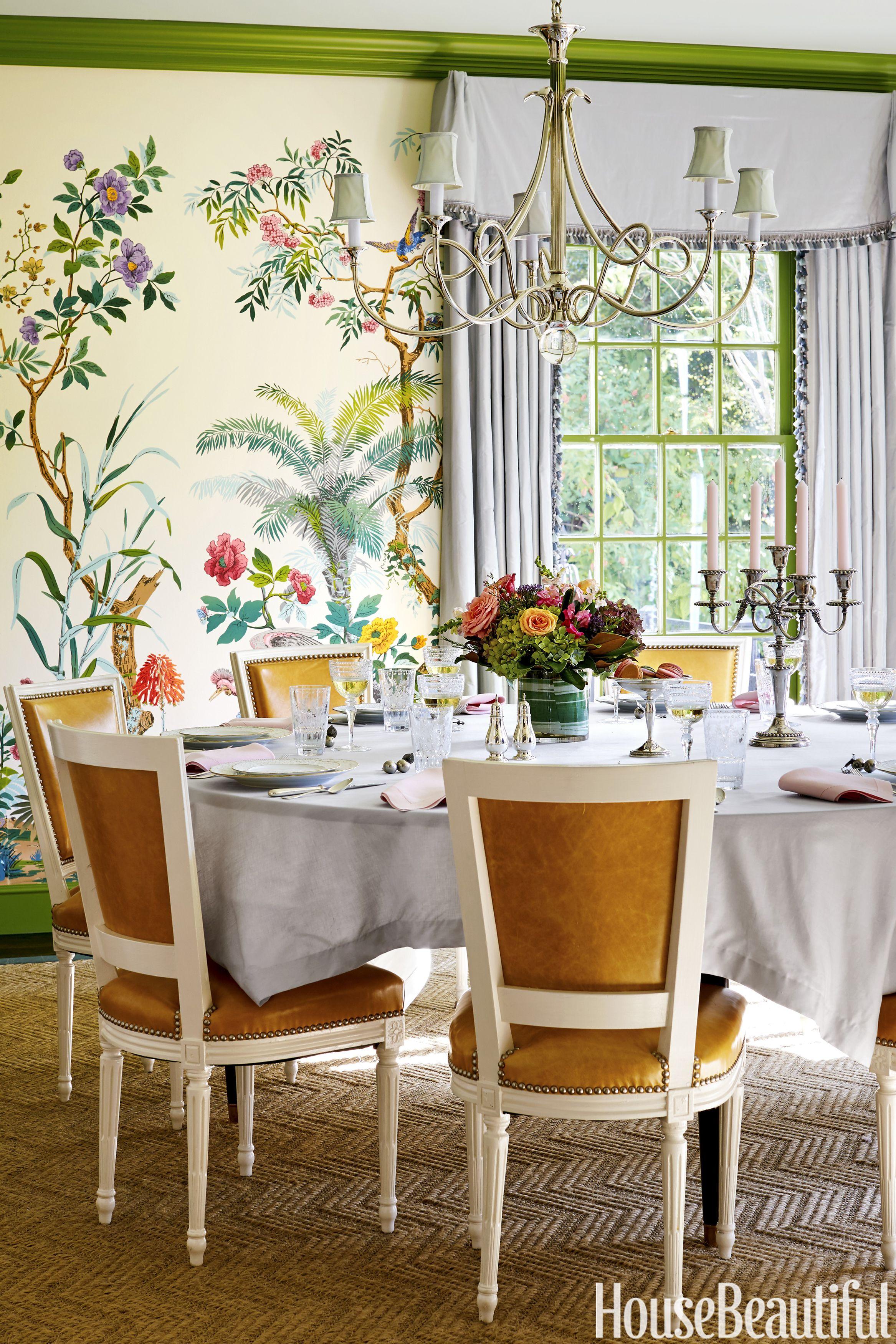 50 Best Dining Room Decorating Ideas, Furniture, Designs