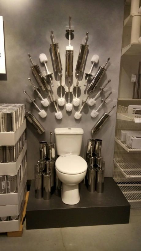 Toilet Accessories Set