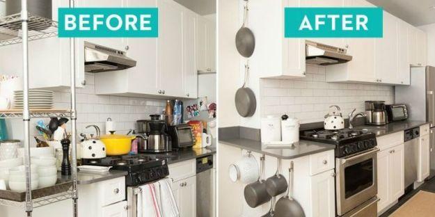 pro organizer kitchen makeover - kitchen organization makeover