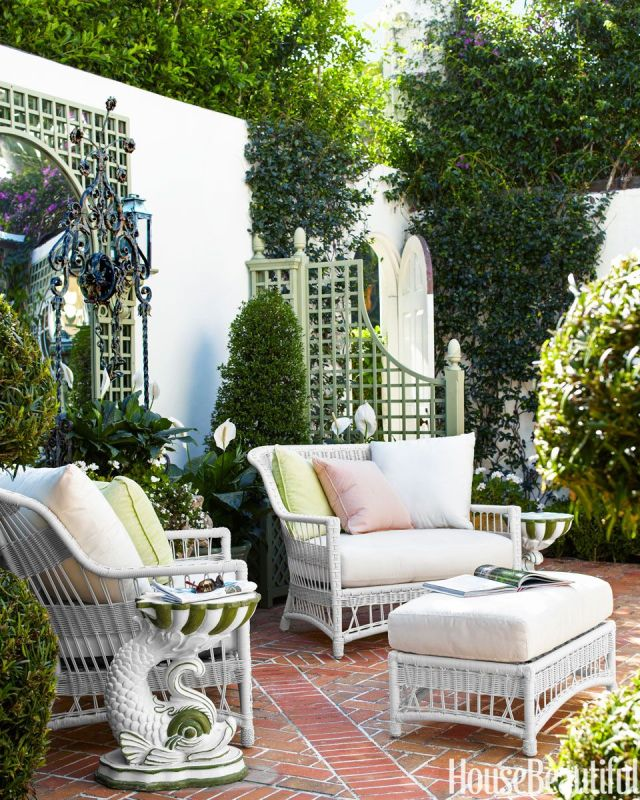 30 best patio ideas for 2018 - outdoor patio design ideas and photos
