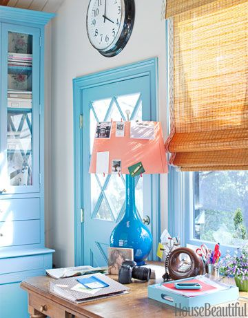 Relaxing Clever Home Office Decor Ideas