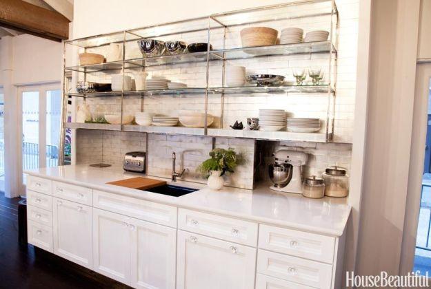 kitchen cabinet design ideas - unique kitchen cabinets