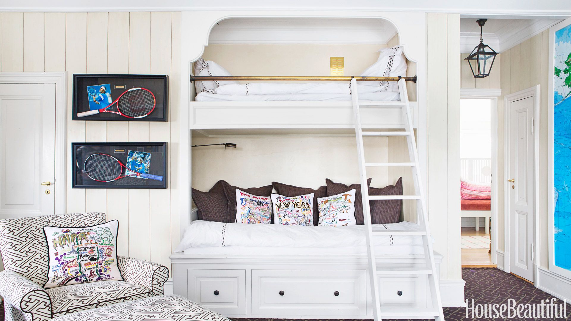 16 Cool Bunk Beds Bunk Bed Designs Stylish Bunk Room Ideas For Guests And Kids