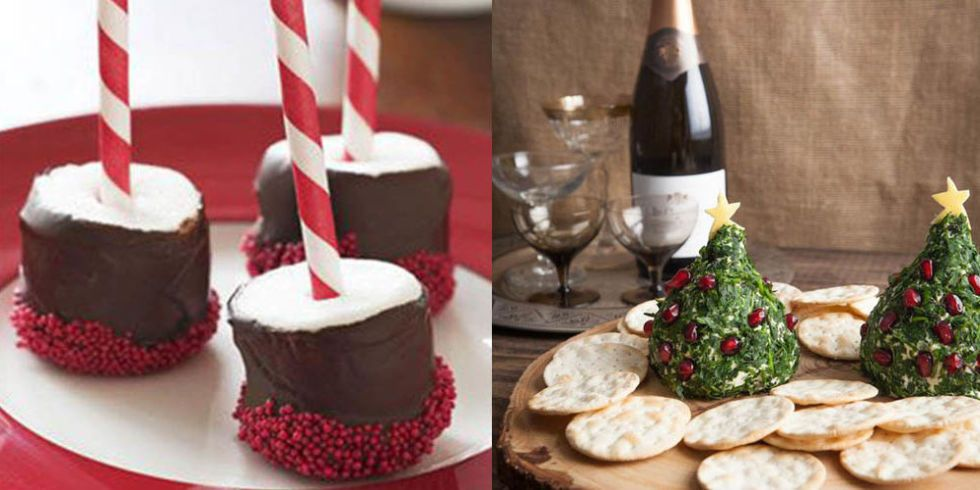 Christmas Party Decor Ideas   Holiday Dessert and Cocktail Recipes Just in time for the holiday party circuit  we rounded up the most stylish  hosting ideas from Pinterest  From rustic holiday decor to festive cocktail  and