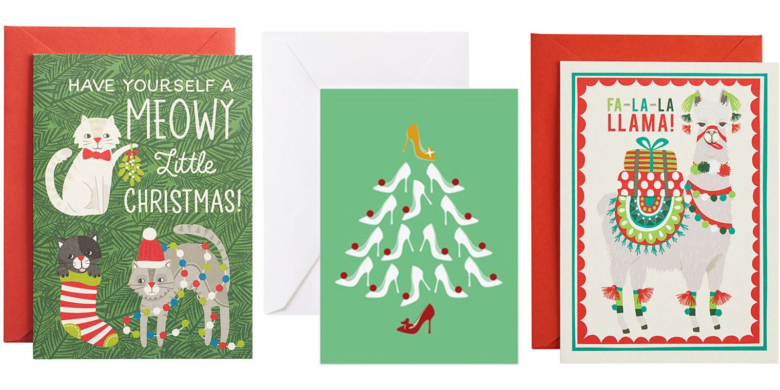The Best Holiday Cards For Everyone On Your List This