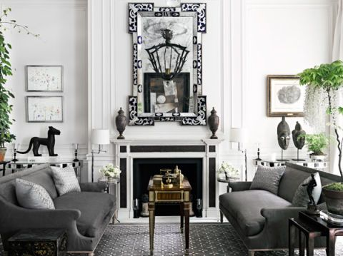 Harry Slatkins Manhattan Home Belstaffs Harry Stalkin New York City Apartment