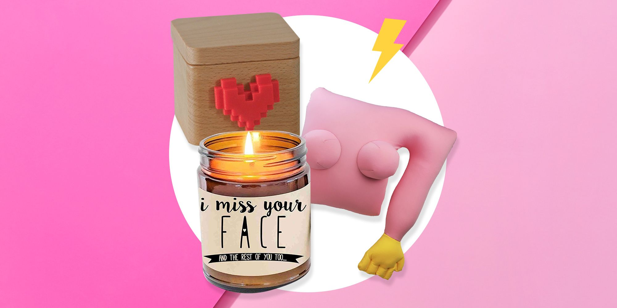 50 Long Distance Relationship Gifts Your Partner Will Love