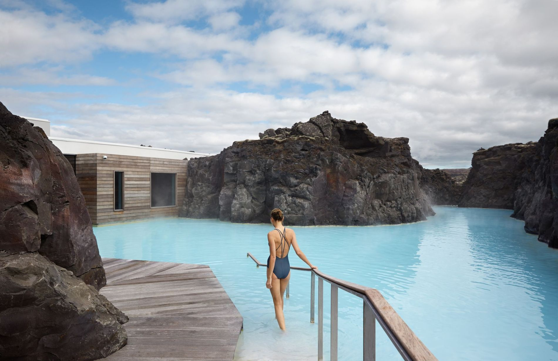 the retreat, blue lagoon