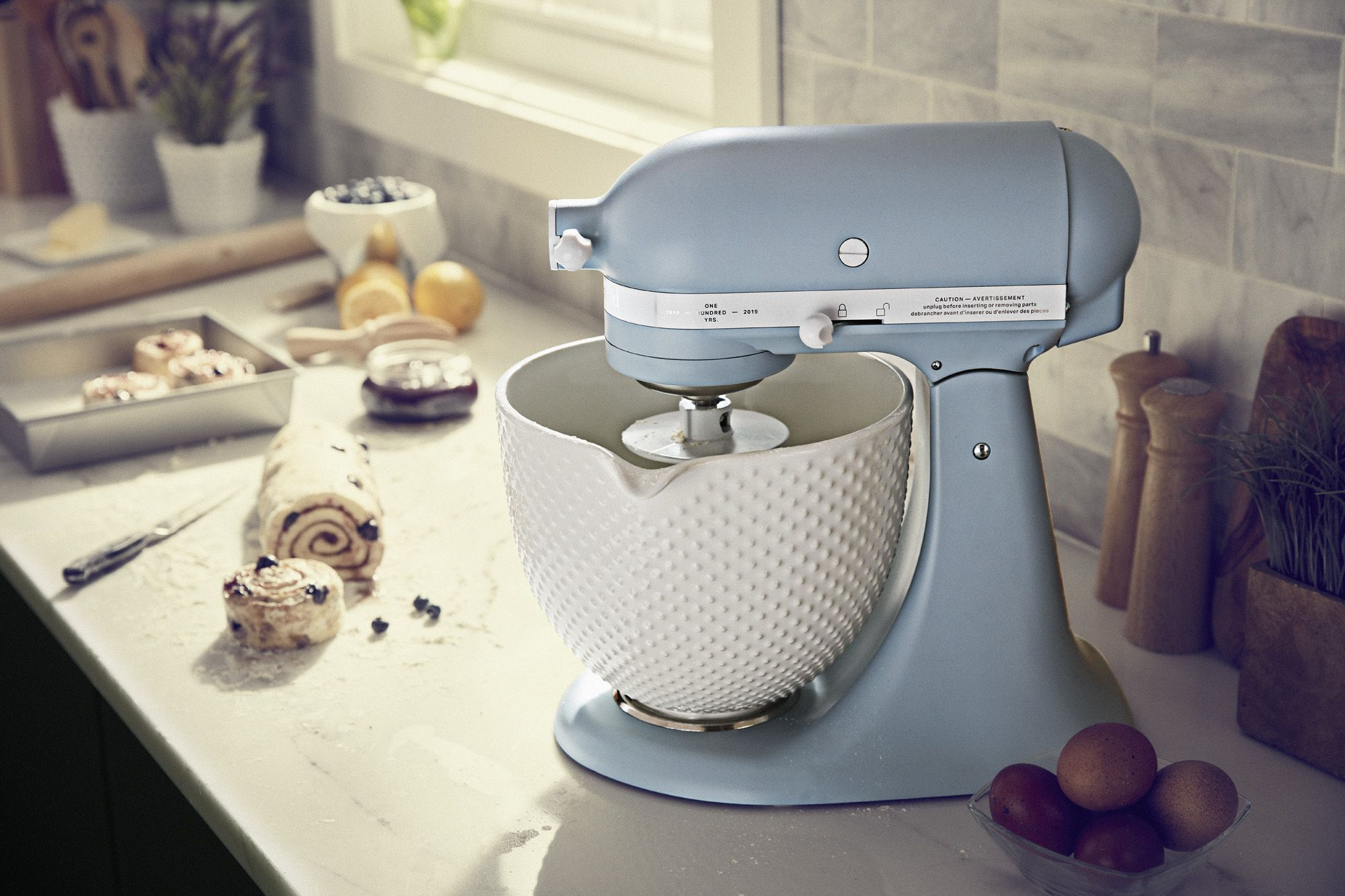 KitchenAids Newest Stand Mixer Color Is More Calming Than