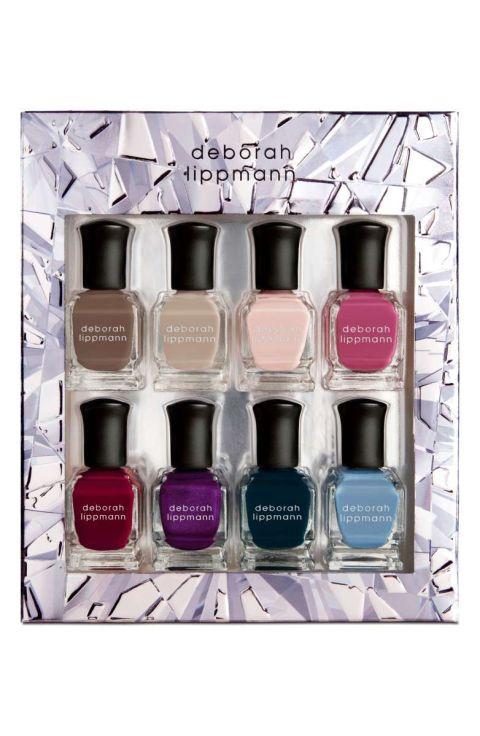 Deborah Lippmann Crystal Prism Nail Lacquer Set