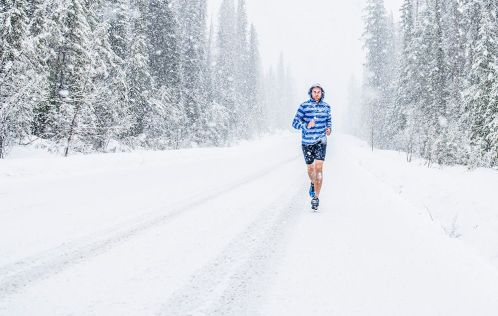 Winter Training Tips from Runners in Terribly Cold Places | Runner's World