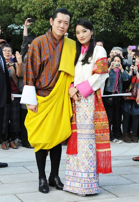 Perempuan biasa menikahi anggota keluarga kerajaan: Jetsun Pema