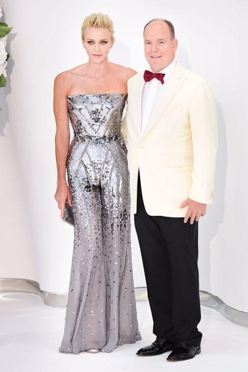 Perempuan biasa menikahi anggota keluarga kerajaan: Charlene Wittstock