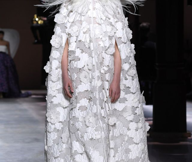 Givenchy Haute Couture S S  Runway Paris Fashion Week Every