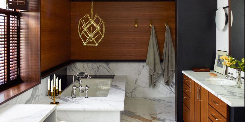 25 Best Modern Bathrooms Luxe Bathroom Ideas With Modern