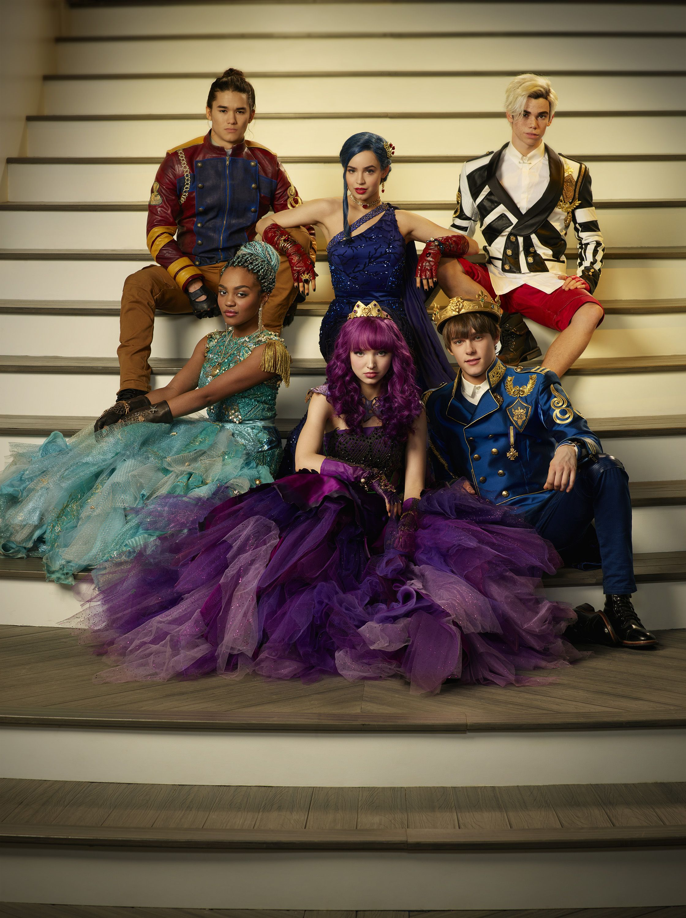 Dove Cameron 2 2017 Descendants
